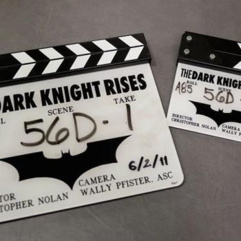 fotos behind scenes batman dark knight 13