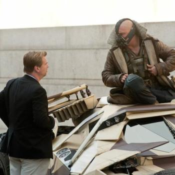 fotos behind scenes batman dark knight 21