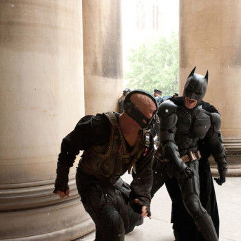 fotos behind scenes batman dark knight 23