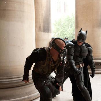 fotos behind scenes batman dark knight 23