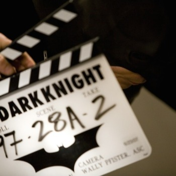 fotos behind scenes batman dark knight 6
