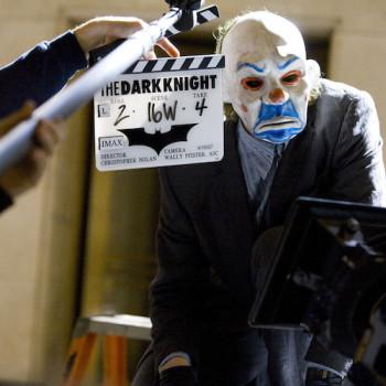 fotos behind scenes batman dark knight 7