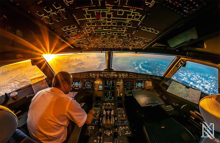 fotos tomadas desde aviones 12