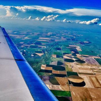 fotos tomadas desde aviones 5