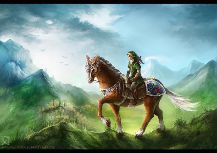 ilustraciones videojuegos EternaLegend 5