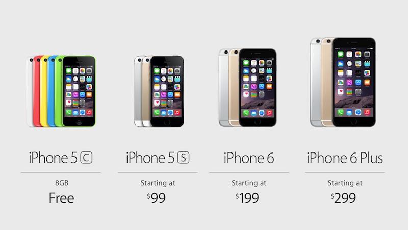 iphone 6 precios