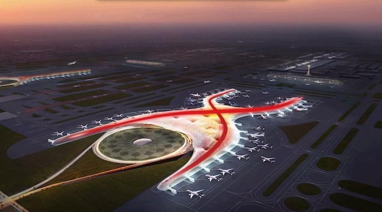 nuevo aeropuerto mexico Norman Foster y Fernando Romero