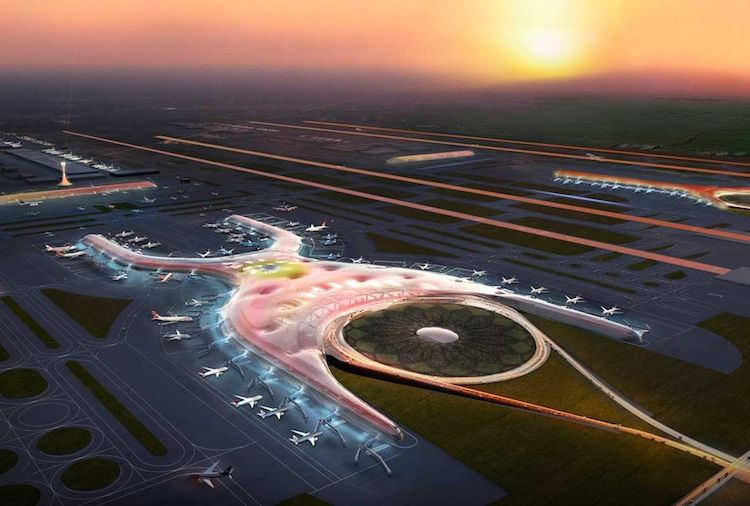 nuevo aeropuerto mexico norman foster 1