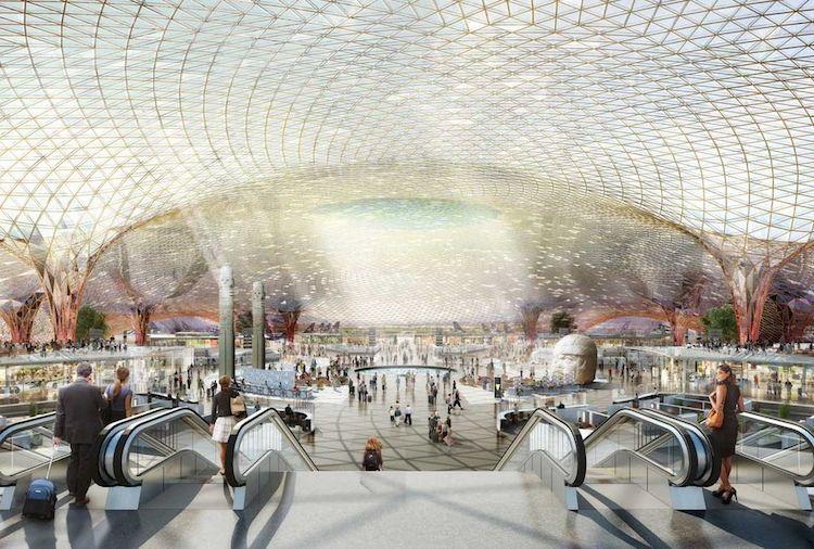 nuevo aeropuerto mexico norman foster 2