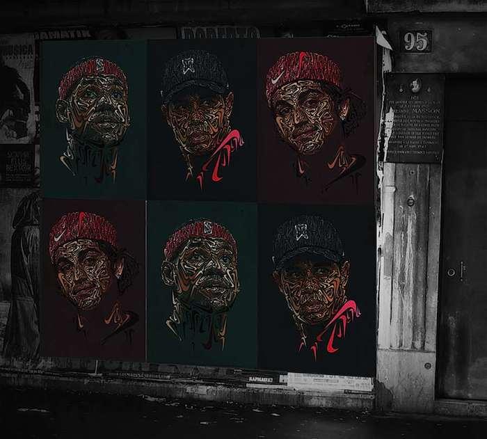 retratos logo nike 6