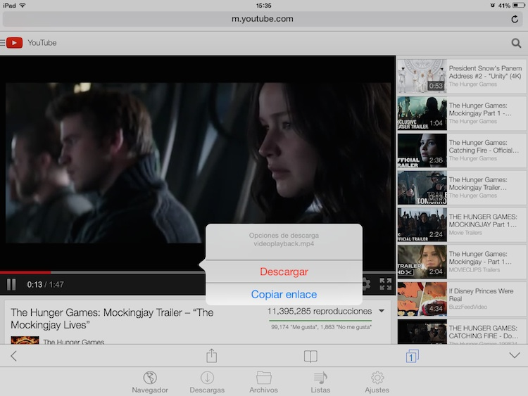 video downloader ipad 3