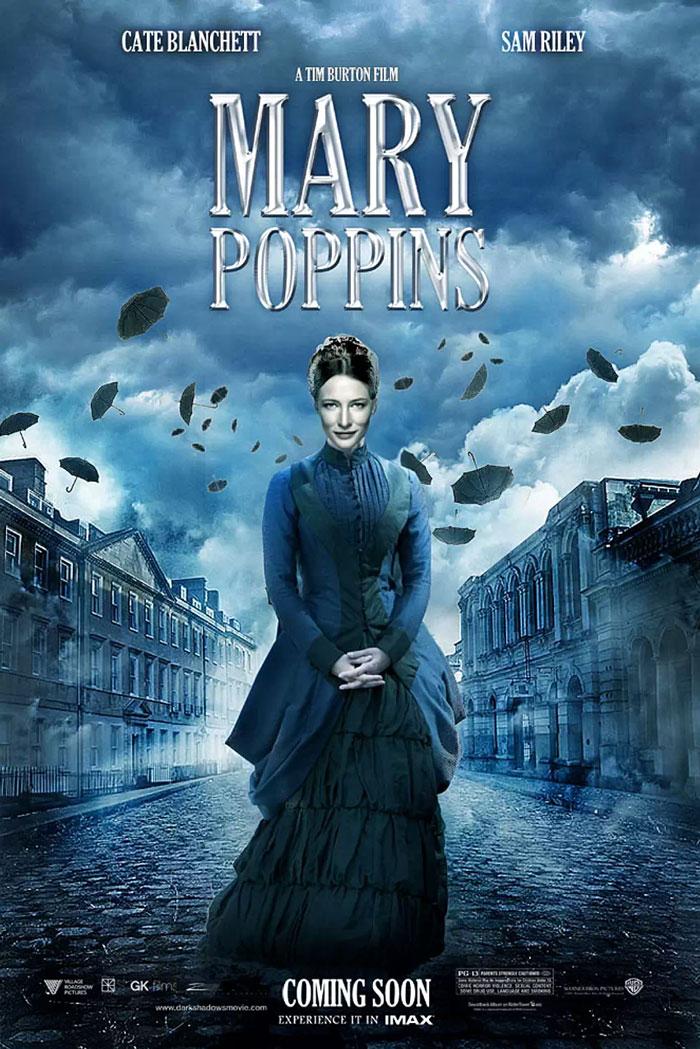 Mary-Poppins-Cate-Blanchett-Tim-Burton