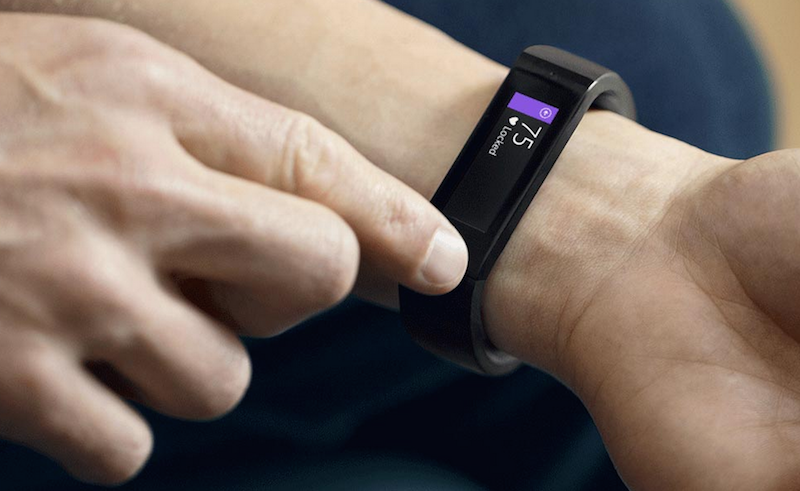 Microsoft Band Stock