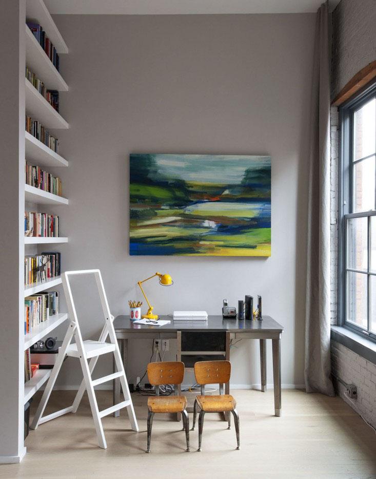 20 fotos de oficinas en casa para inspirarte a montar - Ideas originales casa ...