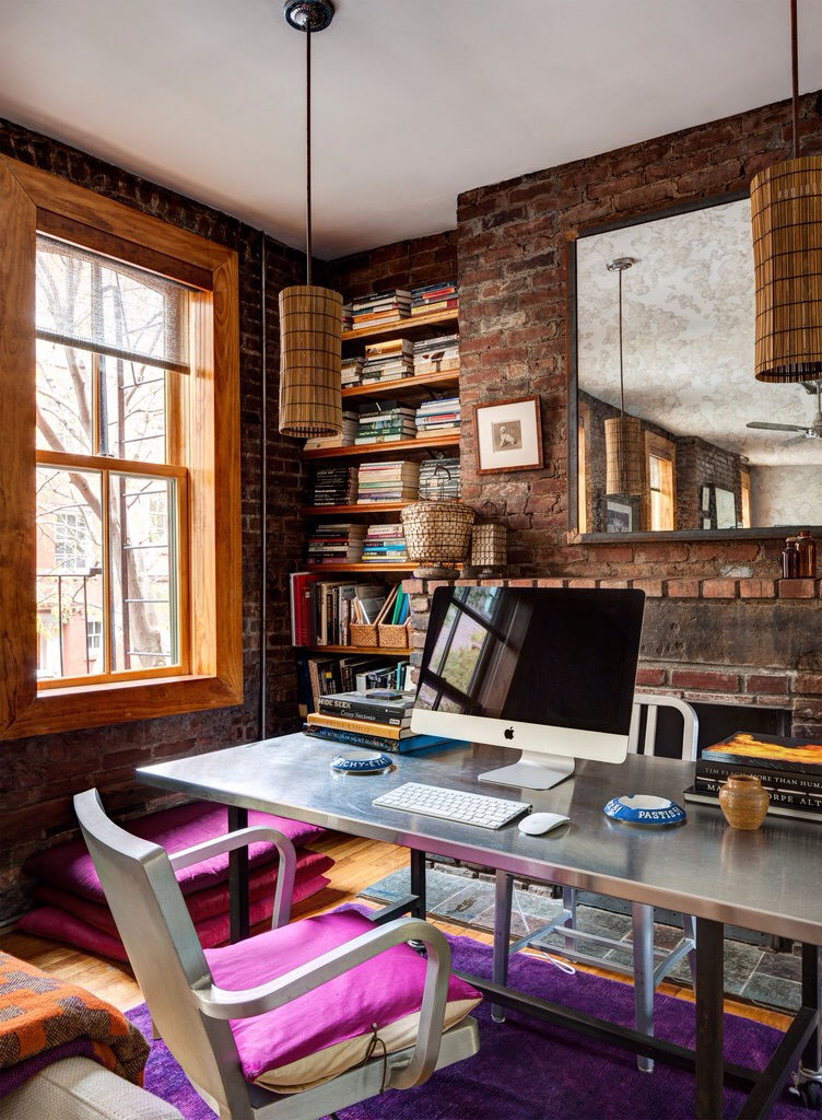20 Trendy Ideas For A Home Office With Skylights: 20 Fotos De Oficinas En Casa Para Inspirarte A Montar