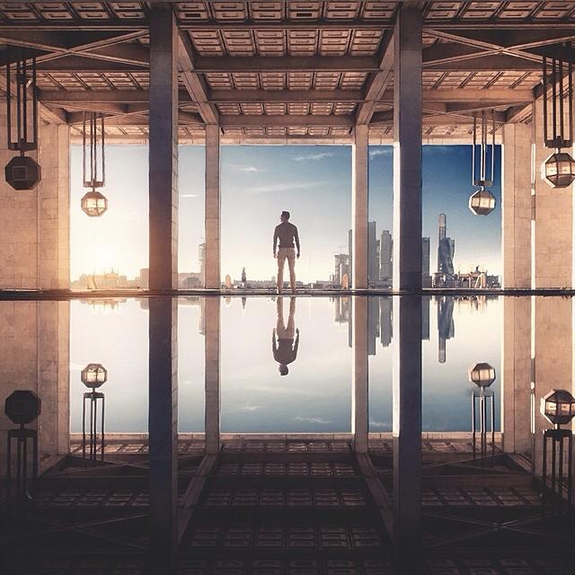 fotos simetricas Sasha Levin 1