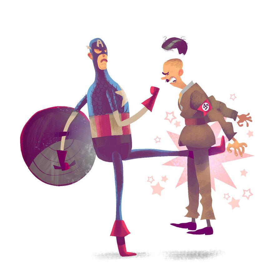 ilustraciones Mike Bear 10