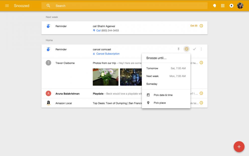 inbox google task