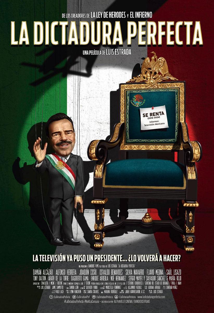 la-dictadura-perfecta-cartel
