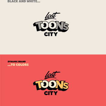 lost toons city branding dinamismo