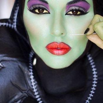 maquillaje halloween 13