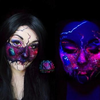 maquillaje halloween 14