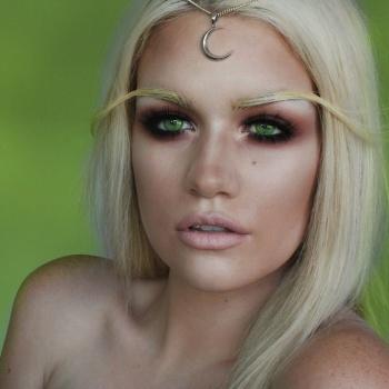 maquillaje halloween 2