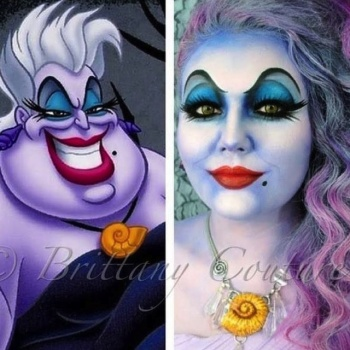 maquillaje halloween 5