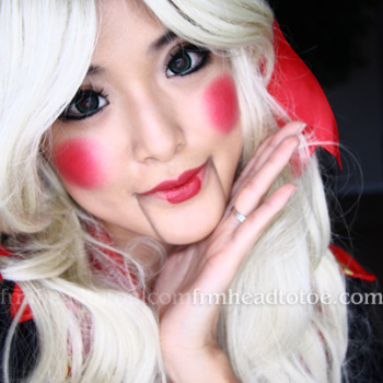 maquillaje halloween 7