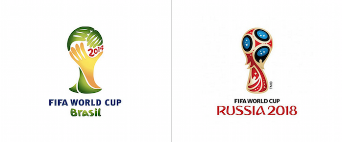 mundial russia 2018 comparativa