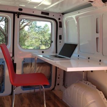 oficina movil camioneta 13