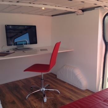 oficina movil camioneta 2