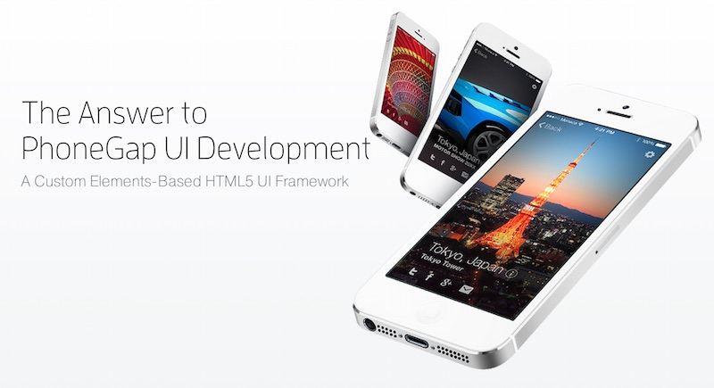 onsen ui framework html5