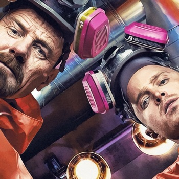 Gianfranco Gallo breaking bad ilustraciones 6