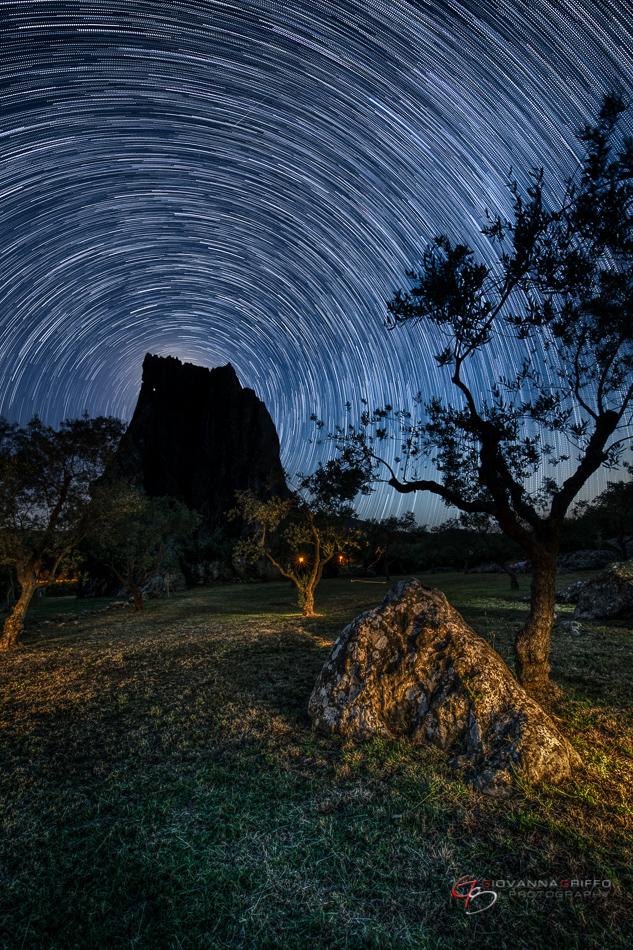 Giovanna Griffo fotos cielo nocturno 8