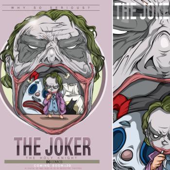 caricaturas superheroes guason
