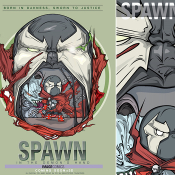 caricaturas superheroes spawn