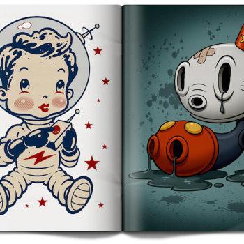 ilustraciones candy 1