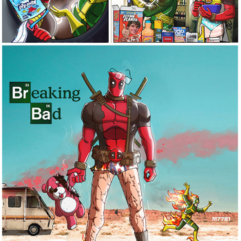 marco d alfonso breaking bad deadpool