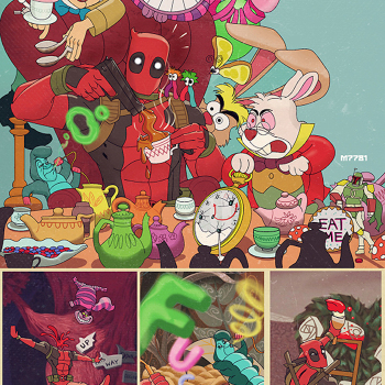 marco d alfonso deadpool wonderland