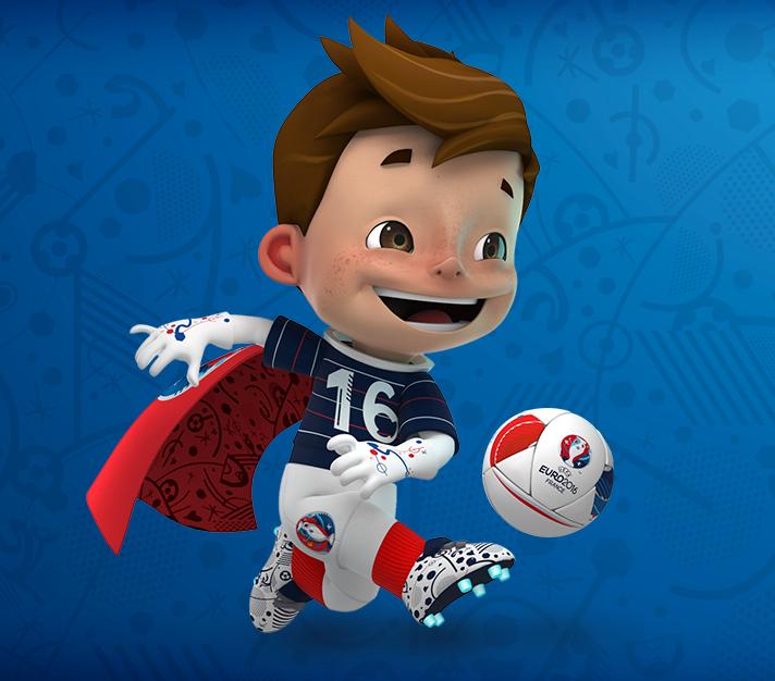mascota euro 2016 img 1