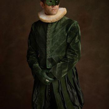 superheroes siglo 16 linterna verde