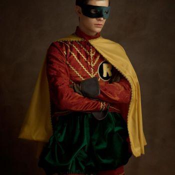superheroes siglo 16 robin