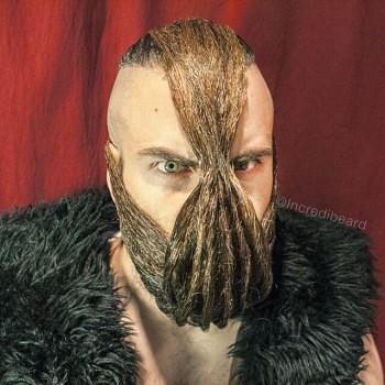 Incredibeard hace arte con su barba img 5
