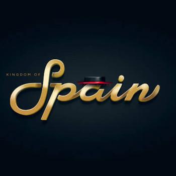 Logos tipográficos de países españa