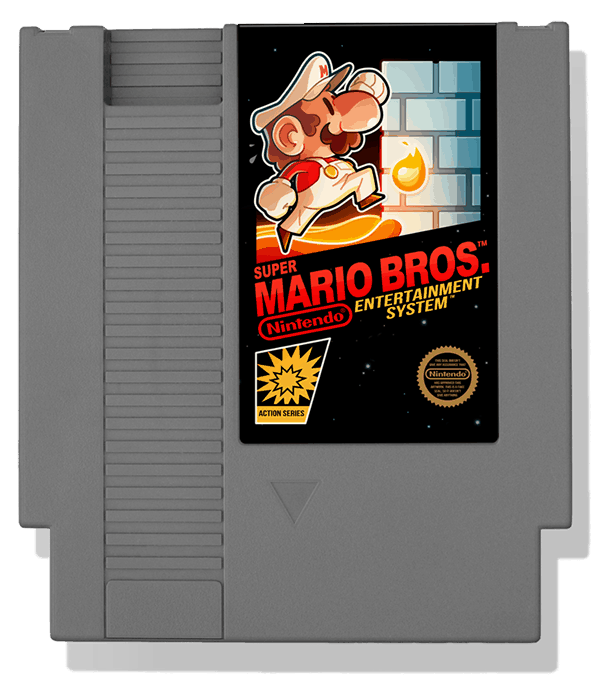 Mathieu Beaulieus super mario bros 1a