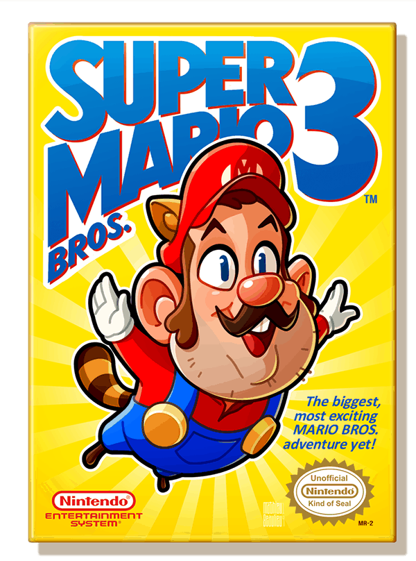 Mathieu Beaulieus super mario bros 3