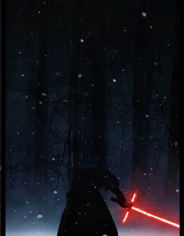 Poster Star Wars The Force Awakens 5