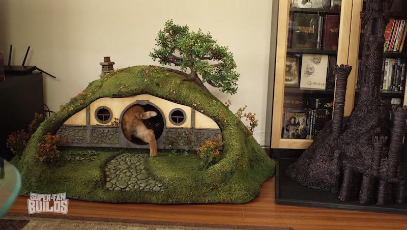 casa para gatos hobbit 6