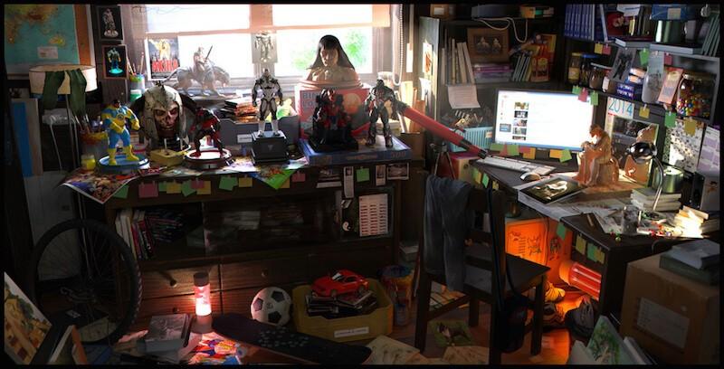 cuarto de un geek img 7